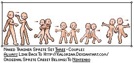 Set Three - Couples by Kalorian