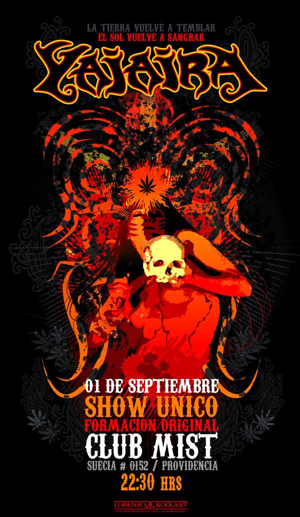 Poster y Flyers ___El_sol_vuelve_a_sangrar_by_lobenzo