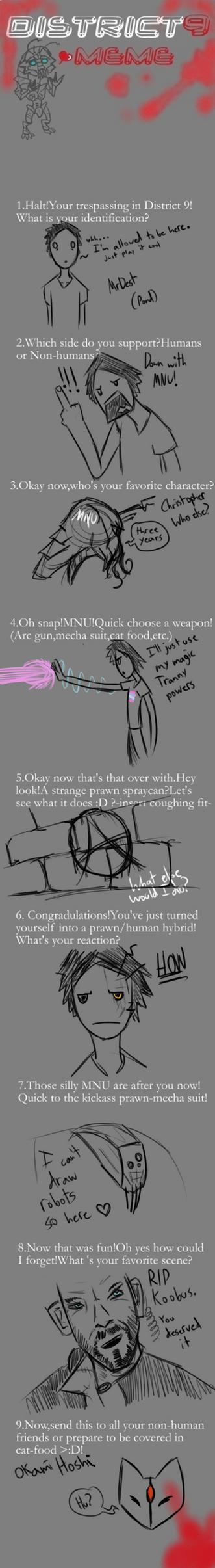 District 9 Meme by MrDest