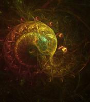 Fractal Snail Shell by SemjonB