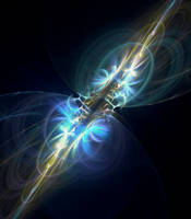 Fractal Light Sword by SemjonB