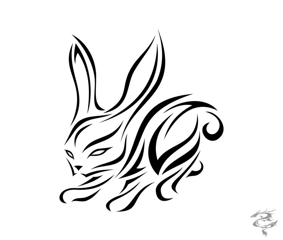 Chinese Zodiac Tattoo Rabbit By Visuallyours On DeviantArt