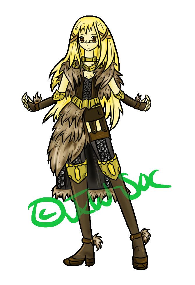 Oc Convert Outfit 17 by JxW-SpiralofChaos