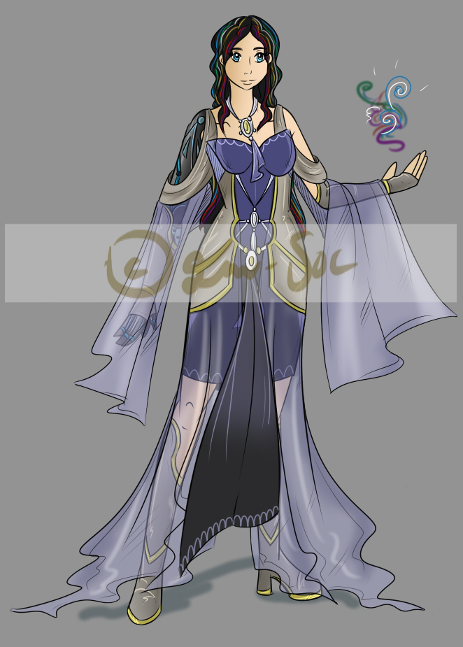 Lexia, the Elementalist  Bought_outfit_fitting_by_jxw_spiralofchaos-dawhcz8