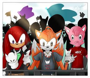Festival Sonic bash up 3