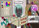 December Raffle 2020 [CLOSED!] by JxW-SpiralofChaos