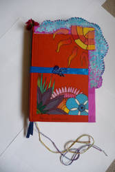 Altered Book Front