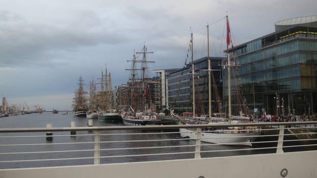 Tall ships festival Dublin 2012