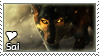 Sai stamp by CylStamps