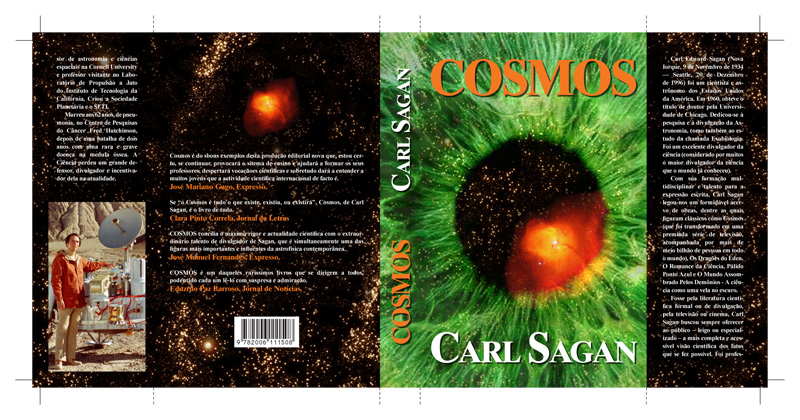 cosmos carl sagan book pdf