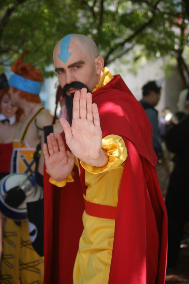 LoK: Master Tenzin by VictorianKiss