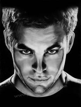 Captain Kirk - Chris Pine