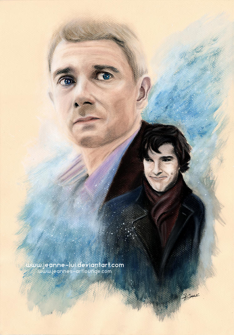 Sherlock II - First Meeting by Jeanne-Lui