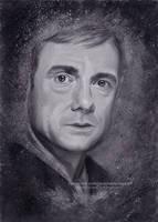 John Watson - 'Sherlock' | Speedpainting by Jeanne-Lui
