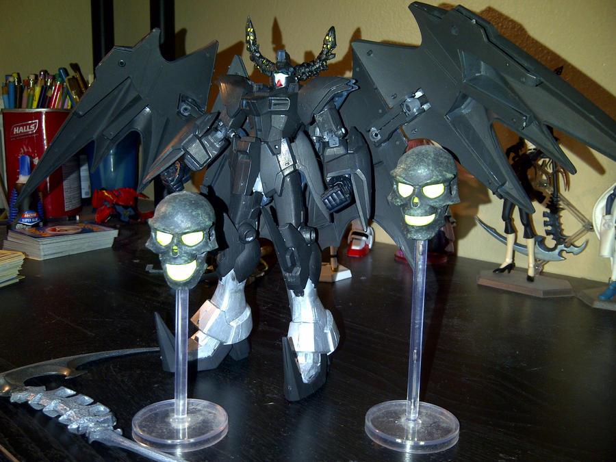 Deathscythe Hell Custom Ver. Dead Master by YumaLightning