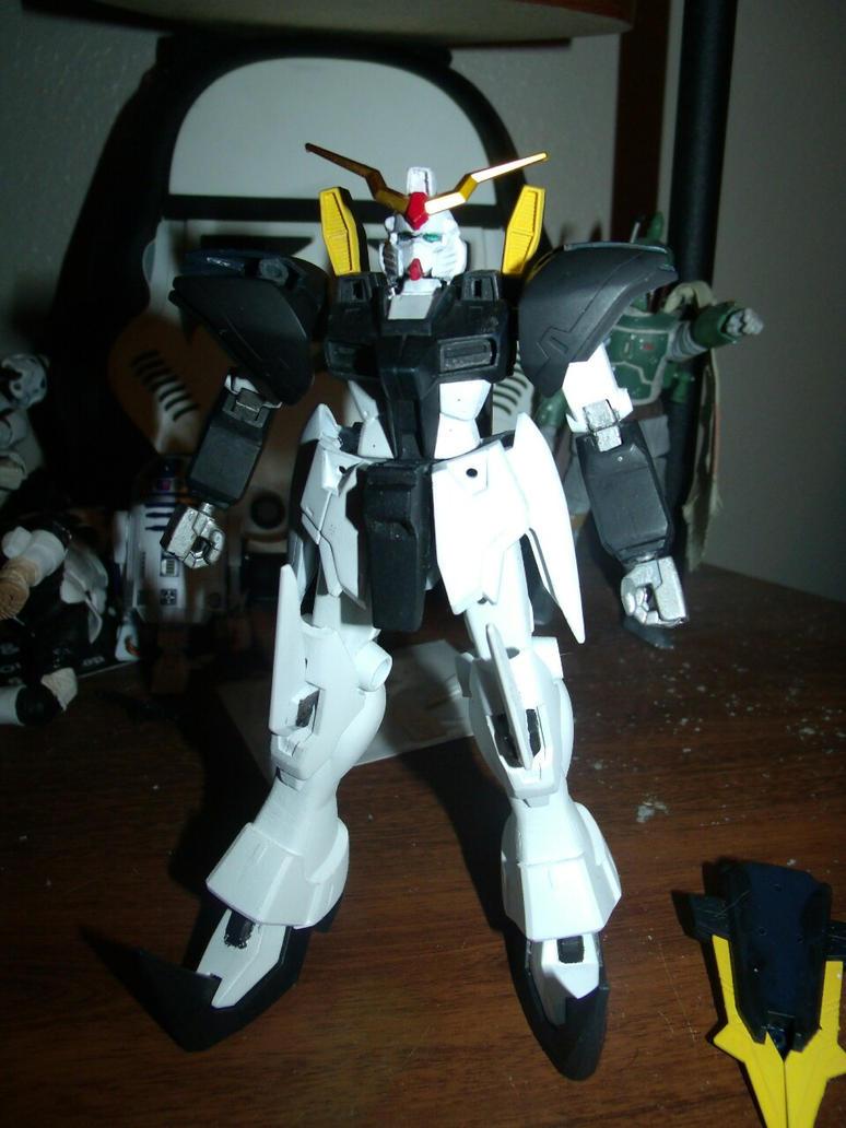 Gundam Deathscythe EW by YumaLightning