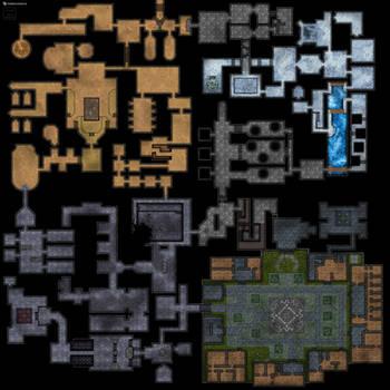 Rpg Map Tokens
