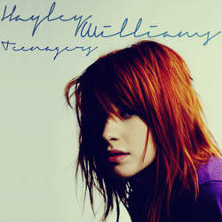 Hayley Williams - Teenagers by WinterWarriorAngel
