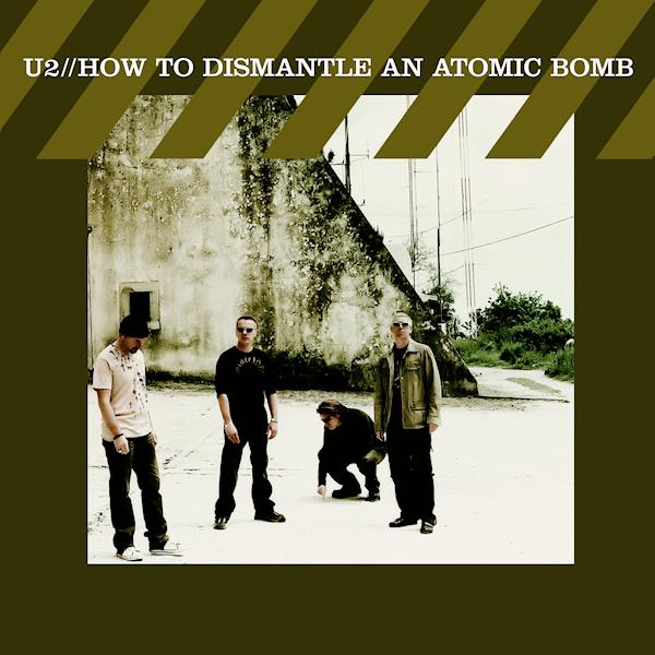 U2 - How To Dismantle An Atomic Bomb by WinterWarriorAngel