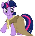 Twilight Sparkle - As Clover the Clever