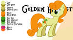 Colour Guide - Golden Harvest