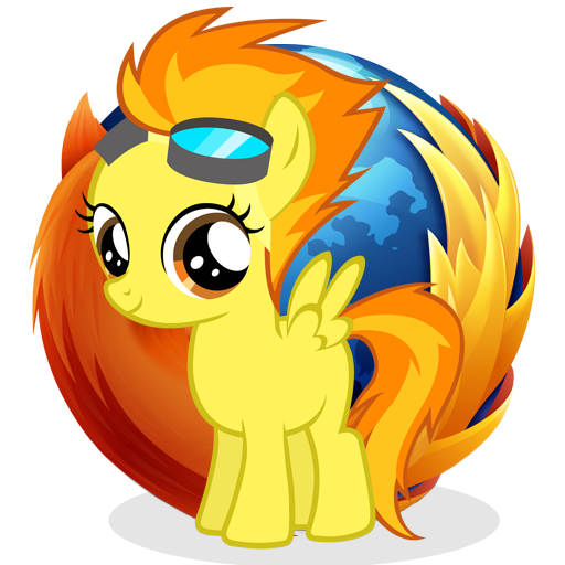 Firefox by Liggliluff