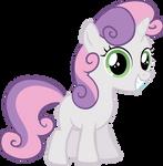 Sweetie Belle - Smiling