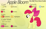 Colour Guide - Apple Bloom