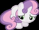 Sweetie Belle - Sad