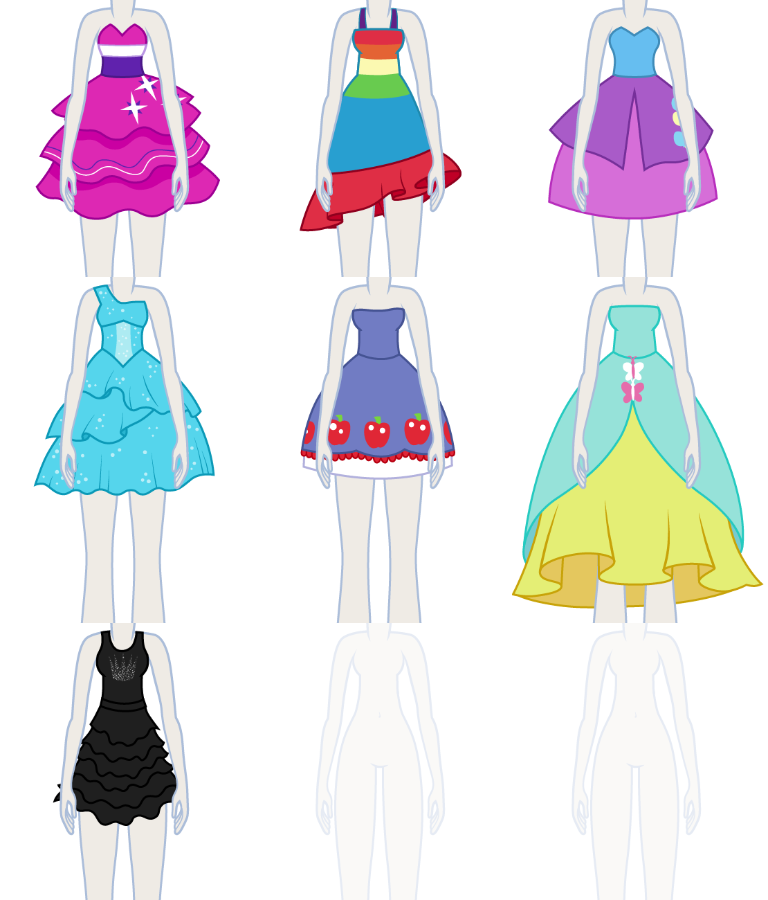 Eqg dress up preview dresses by liggliluff on deviantart eqg dress up preview dresses by liggliluff sciox Image collections