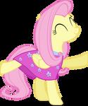 Fluttershy Dancing