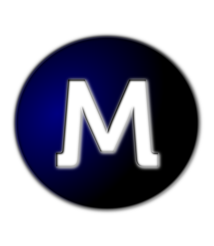 M Logo M Logo by darkmart84 o...