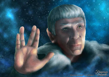 Farewell to Leonard Nimoy