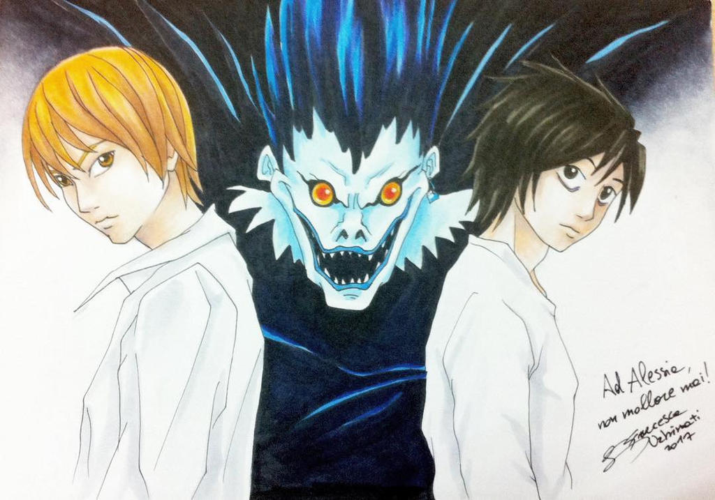 Death Note by nime080