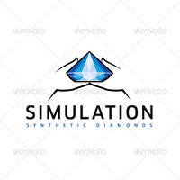 Simulation Synthetic Diamond by sixthlife