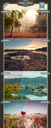 Nature Photoshop Actions Set 1 by baturaN