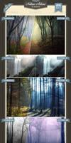 Nature Photoshop Actions Set 2