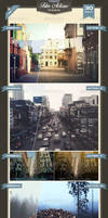 Film Effects Photoshop Actions Set 1