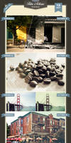 Film Effects Photoshop Action Set 3 by baturaN