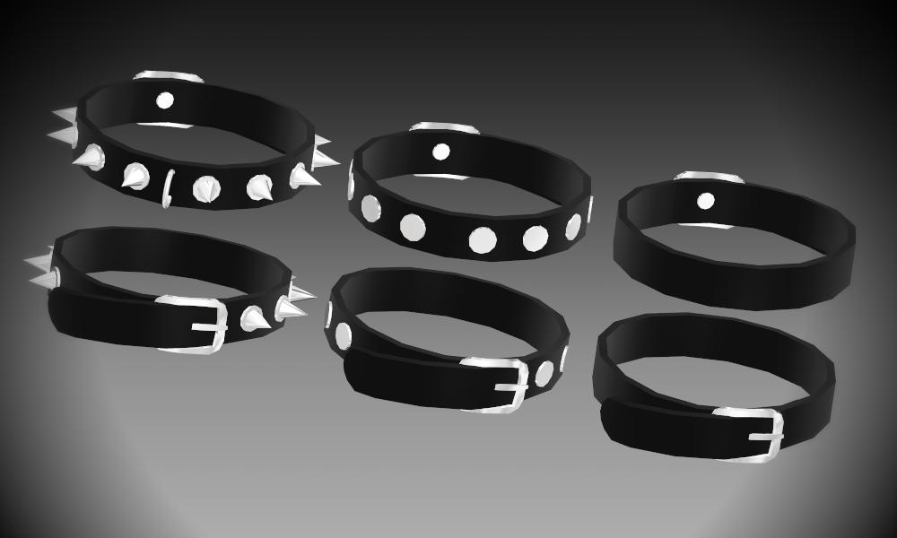 Collar v2 - DL - by TehPuroisen