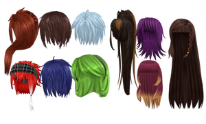 Hairstyle Commissions