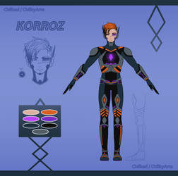 Korroz Reference Sheet