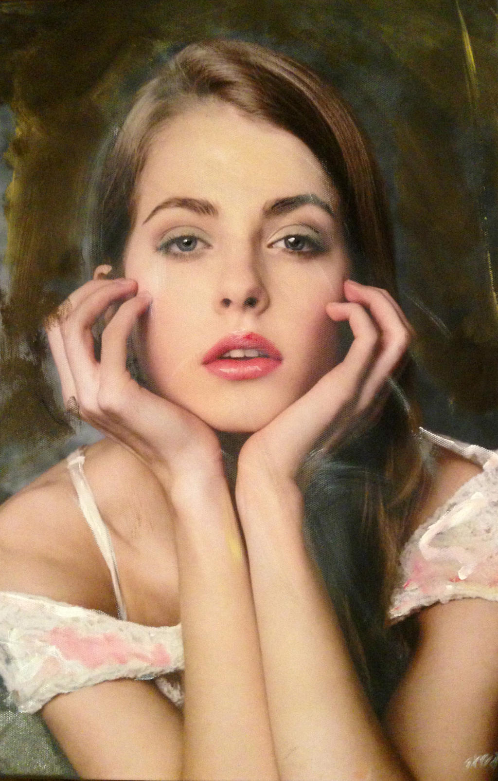Thoughtfulness by William-Oxer
