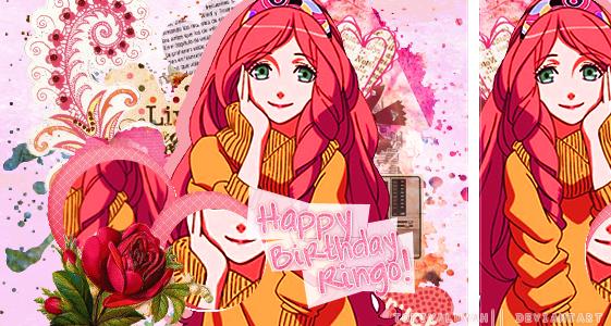 Happy Birthday Ringo! by TokiyaLuvah