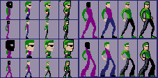 Mini Spriting Tutorial by MuffinProject