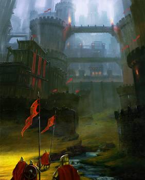 Castle - final step
