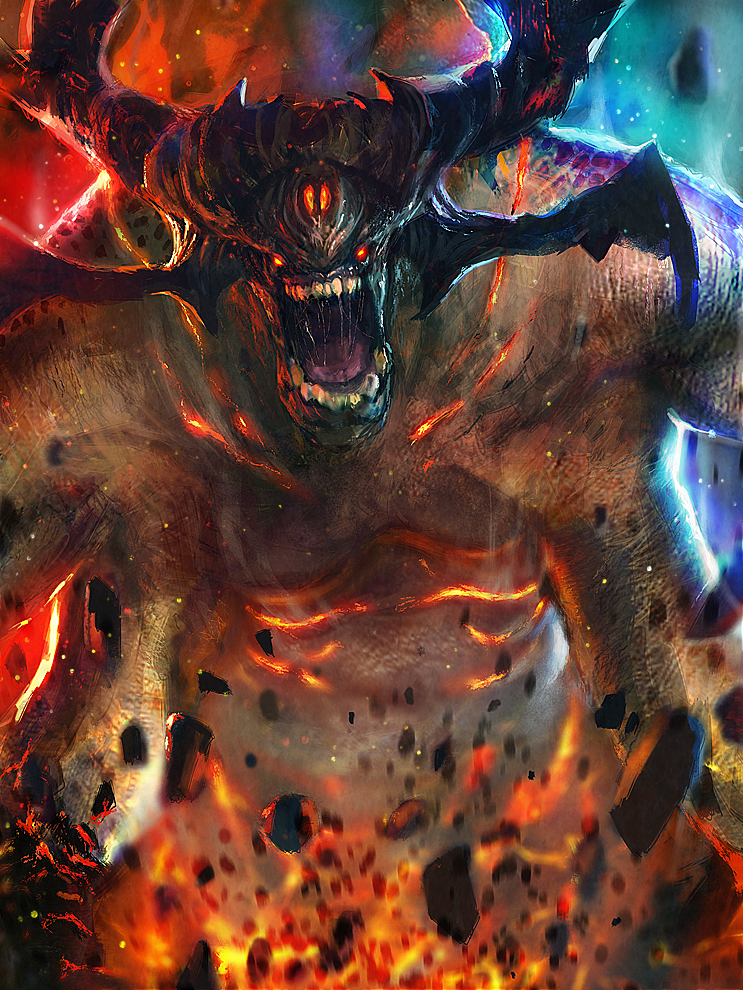 Lord of destruction Upgrade!! by Grosnez
