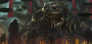 Swamp's Lord - WIP - step1
