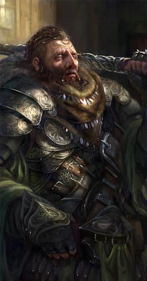 Barbarian - final step
