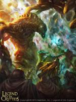 The devil magic institute - Evolved - LotC by Grosnez